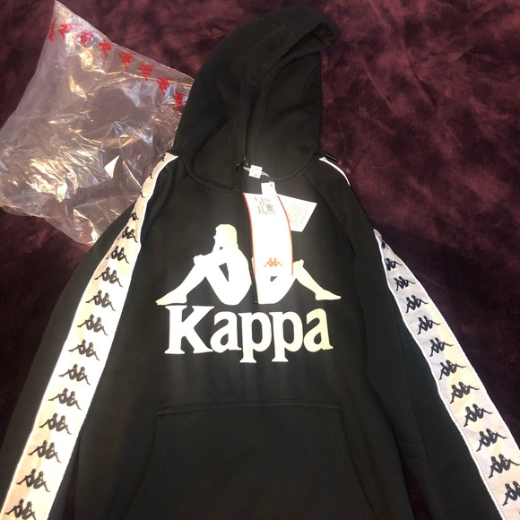 f51587ad8b Kappa-USA Black Sweater